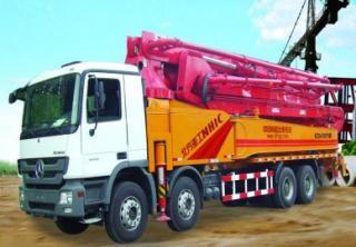 北方股份 北方重工42m(欧Ⅱ)混凝土泵车 泵车