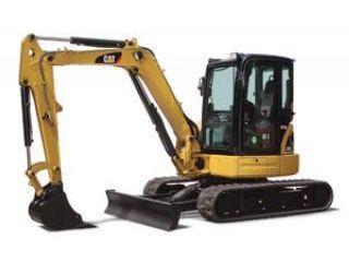 卡特彼勒 305DCR 挖掘机