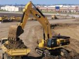 卡特彼勒390D液压挖掘机