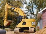 卡特彼勒321D-LCR挖掘机