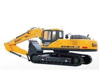 三一重工SY335C-9挖掘机