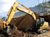 凯斯CX210BHD挖掘机