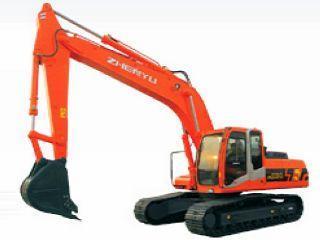 熔盛机械ZY230挖掘机