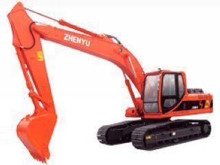 熔盛机械 ZY210 挖掘机