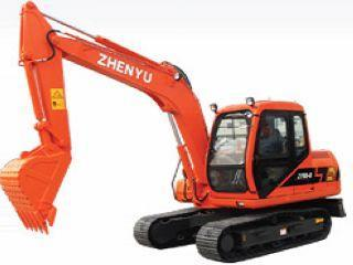 熔盛机械 ZY80 挖掘机