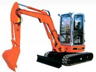 熔盛机械 ZY35 挖掘机