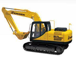 熔盛机械 RS170 挖掘机