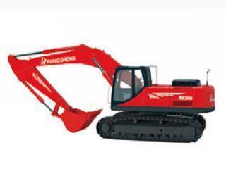 熔盛机械 RS360 挖掘机