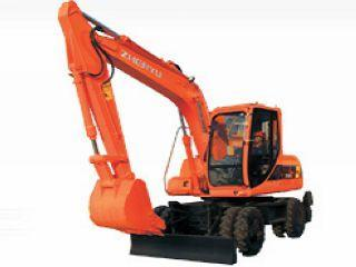 rongshengZYL210挖掘机