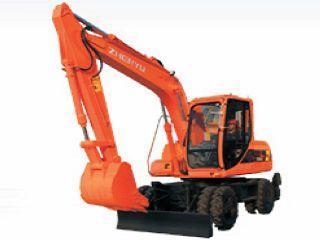 熔盛机械ZYL160挖掘机