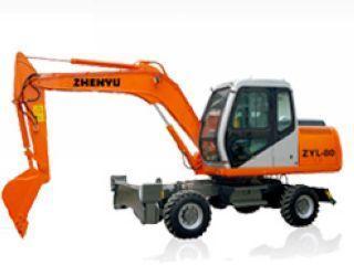 熔盛机械 ZYL80 挖掘机