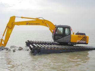 熔盛机械ZY210SDA挖掘机