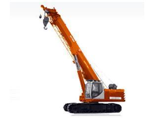 熔盛机械 QUY50A伸缩臂 起重机