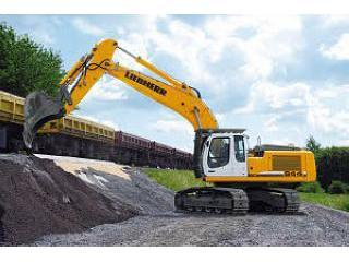 利勃海尔 R944C Litronic 挖掘机