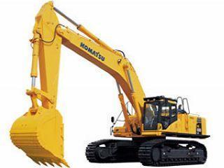小松PC650LC-8R挖掘机