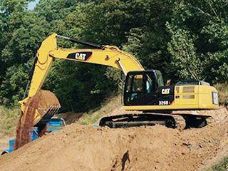 卡特彼勒 326DL 挖掘机