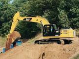 卡特彼勒326DL挖掘机
