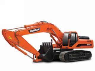 斗山 DH420LC-7 挖掘机