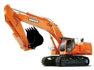 斗山 DX700LC 挖掘机