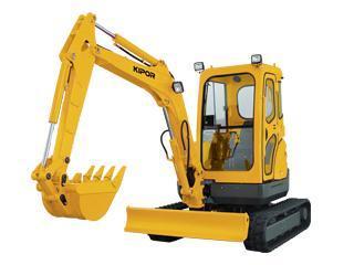 开普 KDG35 挖掘机