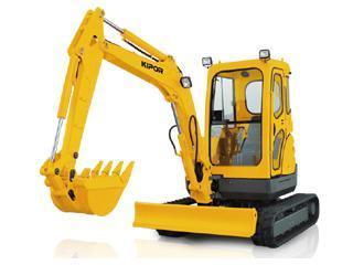 开普 KDG60 挖掘机