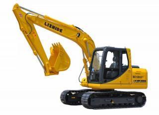 力士德SC130.8挖掘机