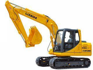 力士德SC160.8挖掘机