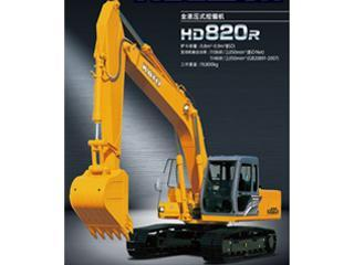 加藤 HD820R 挖掘机