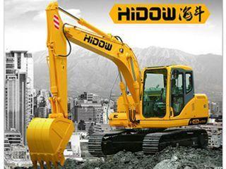 中国重汽海斗 HW130-8 挖掘机