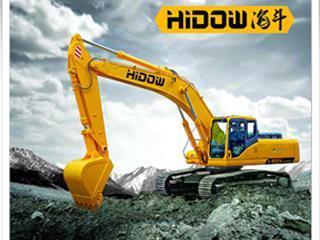 中国重汽海斗 HW330-8 挖掘机