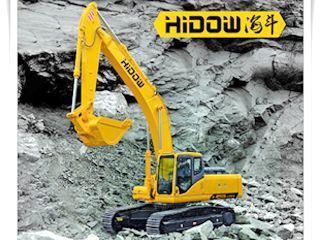 中国重汽海斗 HW360-8 挖掘机