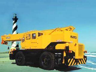 加藤 KR-300 起重机