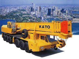 加藤 NK-800 起重机
