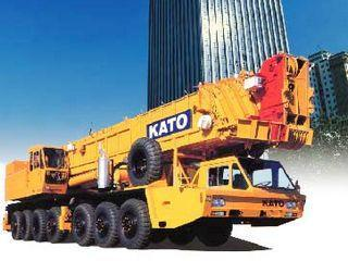 加藤 NK-1200 起重机