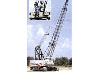 特雷克斯 HC60 起重机