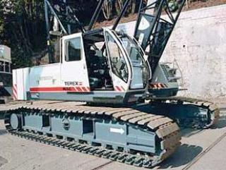 特雷克斯 CC280-1 起重机