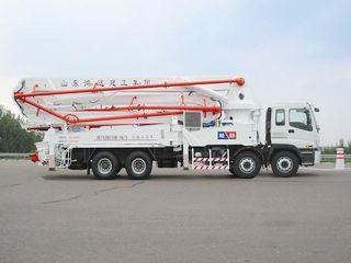 鸿达建工 HDT5380THB-45/5 泵车