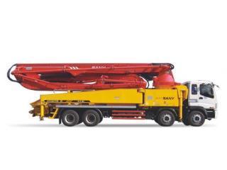 三一重工 SY5419THB52 泵車圖片