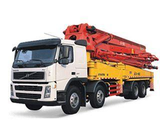 三一重工SY5310THB40R43D泵车