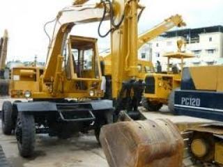 小松 PW60N-1 挖掘機圖片