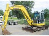 小松R308挖掘机