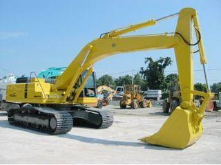 小松PC220-1挖掘机