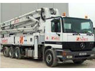 施维英 KVM-110 泵车