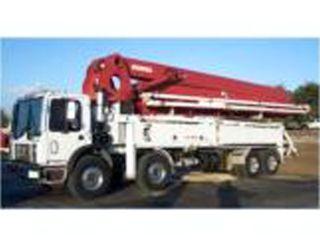 施维英 KVM-P2023 泵车