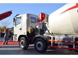 三一重工SY5310GJB4-12搅拌运输车