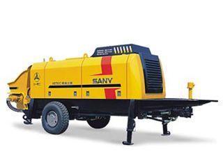 三一重工 HBT60C-1816IIID 拖泵