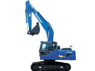 山重建机 GC208-8 挖掘机