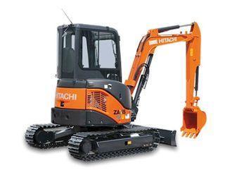 日立ZX35U-3F挖掘机