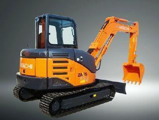 日立ZX65USB-3F挖掘机