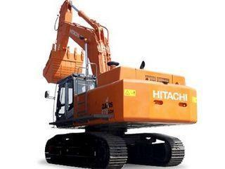 日立ZX470LCH-3BE挖掘机